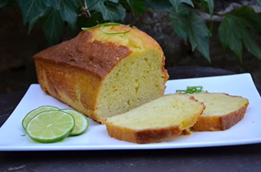Cake au citron avec thermomix
