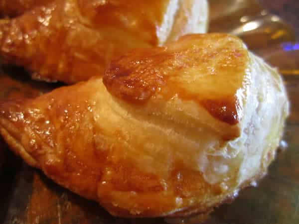 Recette Chaussons au Beaufort Thermomix