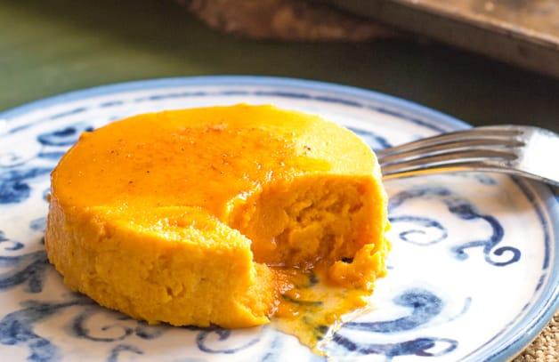 Recette Flan de carotte au cookeo