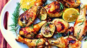 Recette Pilons de poulet au citron cookeo