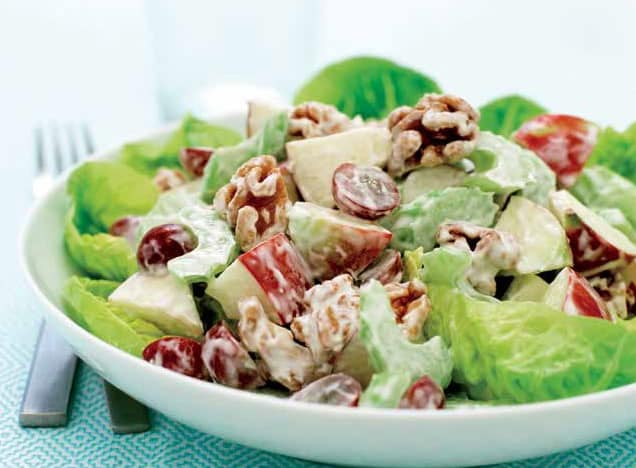 Recette Salade Waldorf