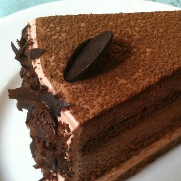 Recette thermomix Royal au chocolat