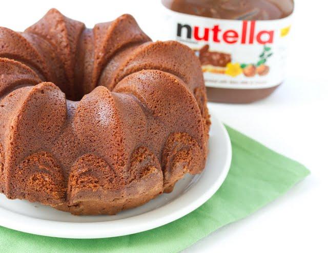 Cake au nutella facile thermomix