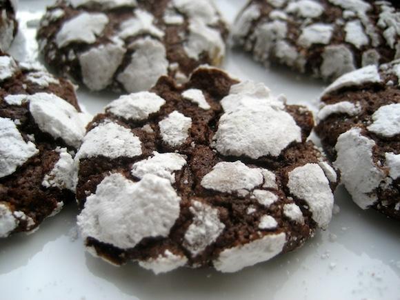 Craquelées au chocolat thermomix