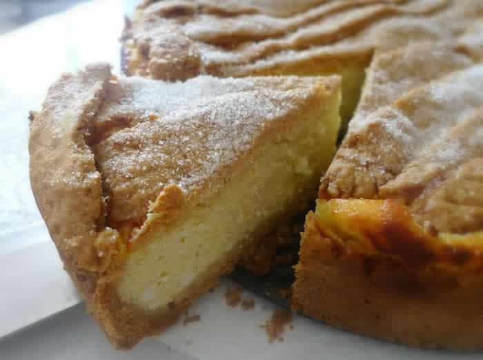 Recette Tarte au Fromage Blanc thermomix