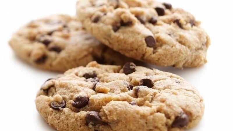 Cookies américains facile avec thermomix