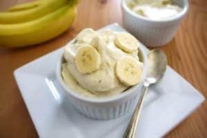 Glace a la banane express thermomix