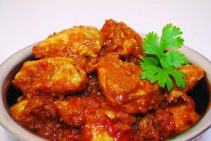 Poulet au curry thermomix