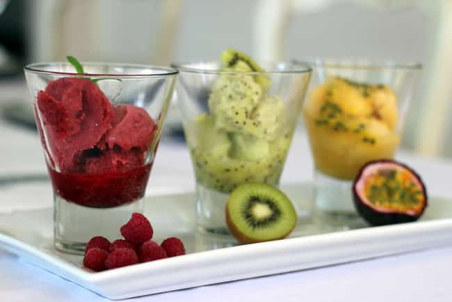 Sorbet aux Fruits thermomixx