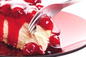 cheesecake américain au fruit rouge thermomix