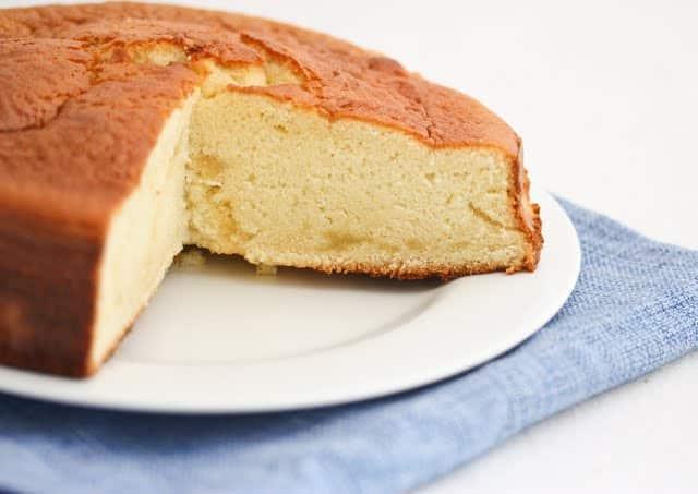 Gâteau au lait concentré sucré thermomix