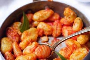 Gnocchi tomate safran au cookeo