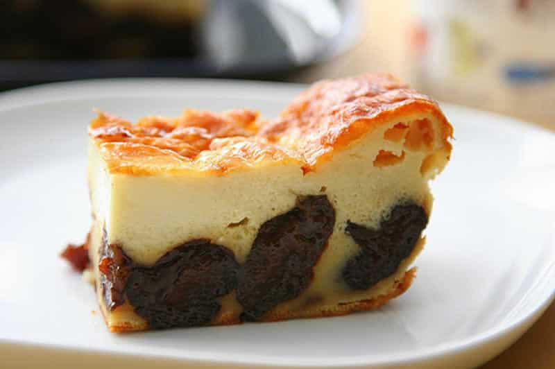 Gâteau Far Breton au thermomix