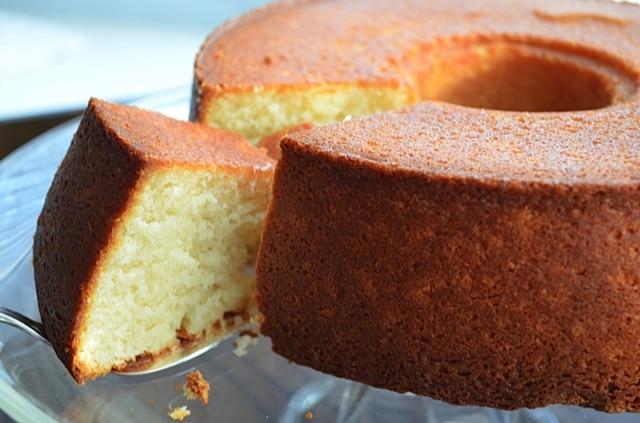 Gâteau aux amandes facile avec le thermomix