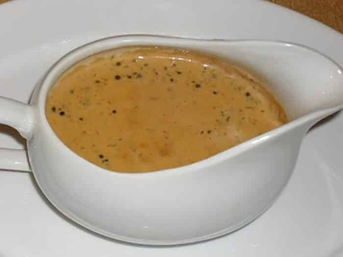 Sauce au poivre facile avec thermomix