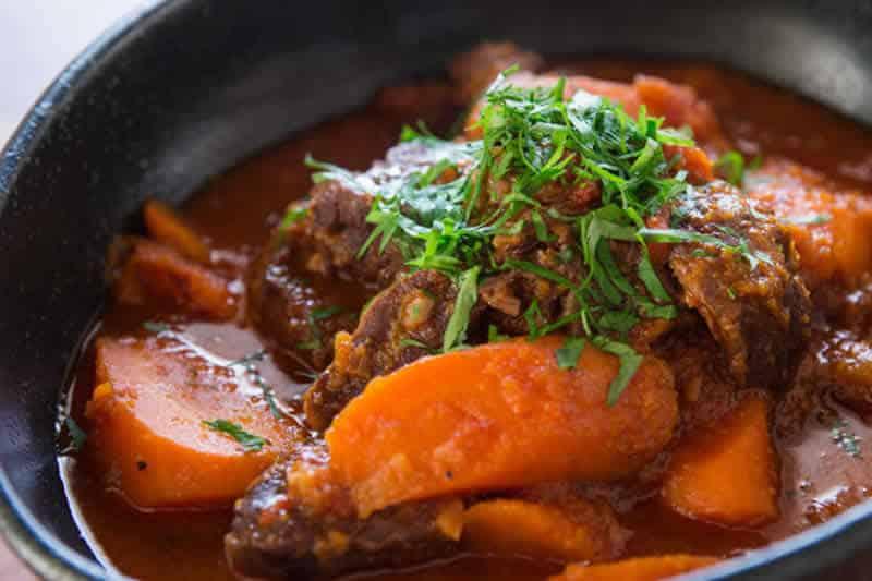 Boeuf carottes facile au thermomix