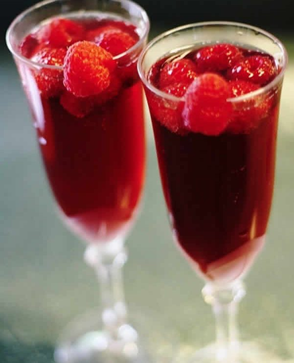 Cocktail Saint Valentin au thermomix