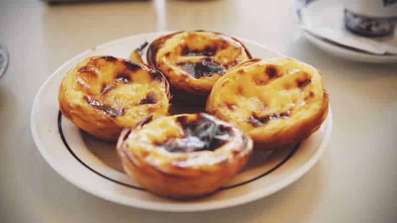 Pasteis de nata ou flan portugais au thermomix