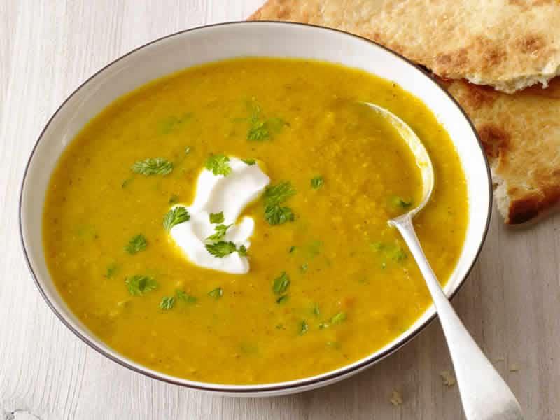 Soupe de légumes rapide et facile au thermomix