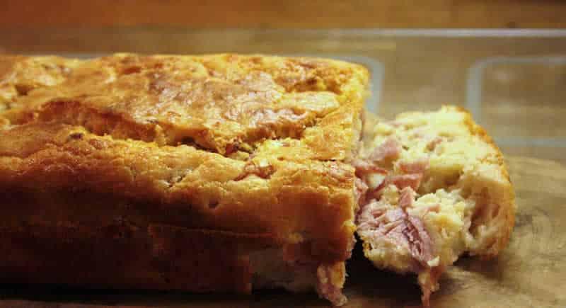 Cake au jambon facile avec thermomix