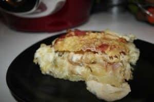 Chevriflette facile au cookeo