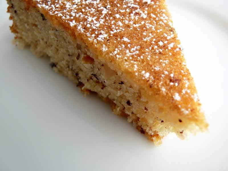 Gâteau aux noisettes avec thermomix