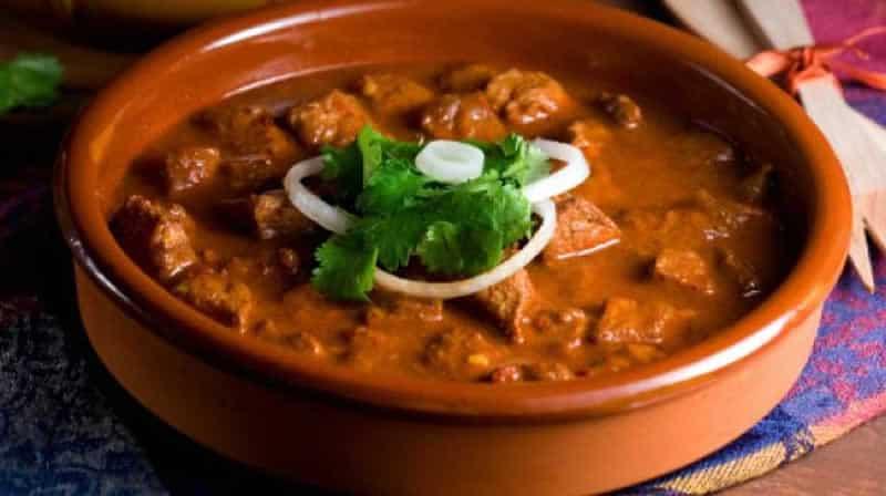 Sauté de porc au curry facile avec thermomix