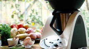 Comment réchauffer vos plats au thermomix