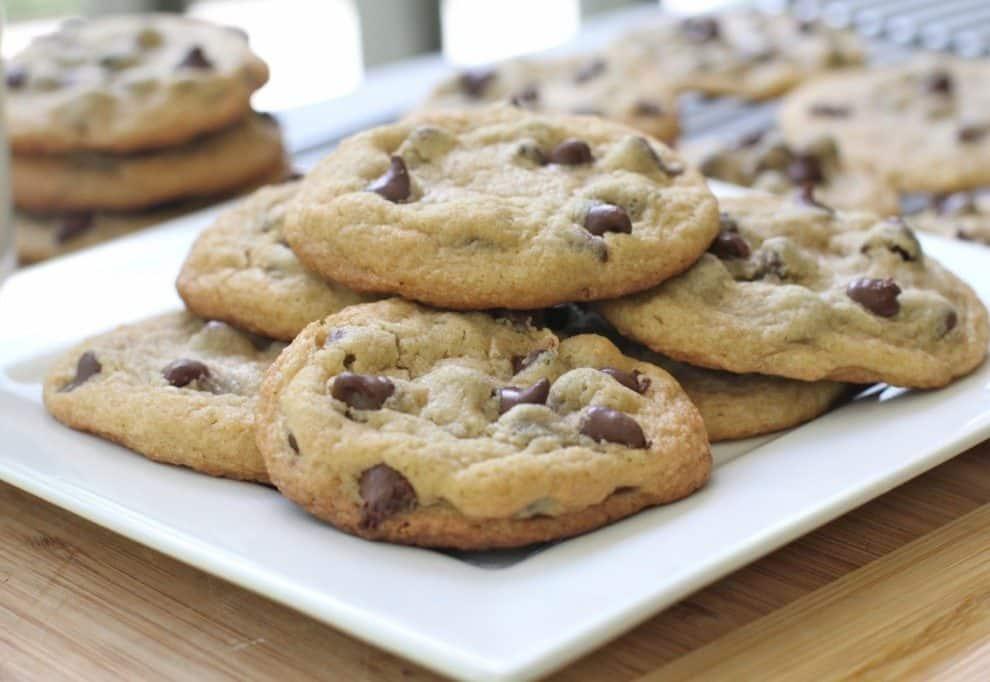 Cookies sans gluten au thermomix