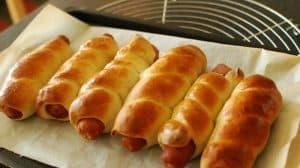 Sausage rolls facile au thermomix