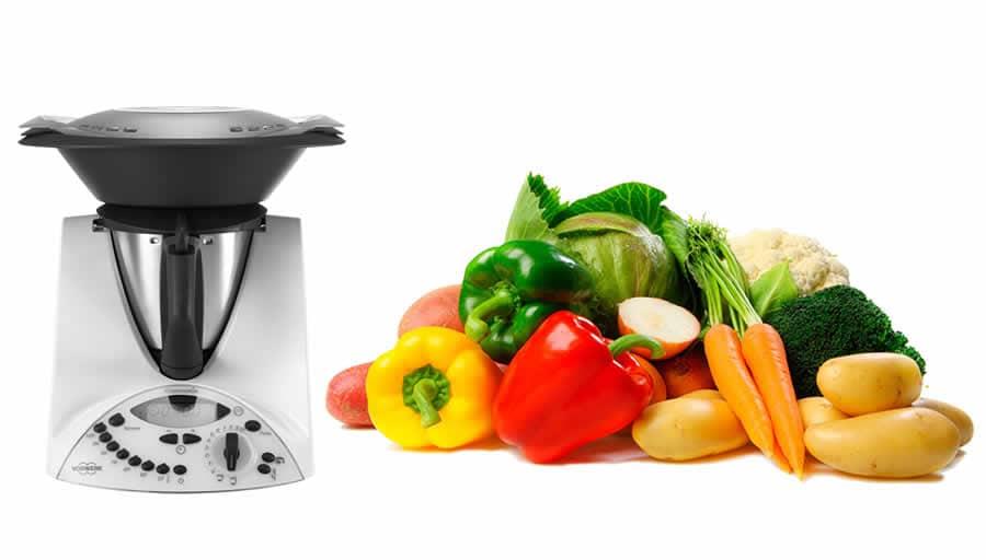 Temps de cuisson des légumes au varoma