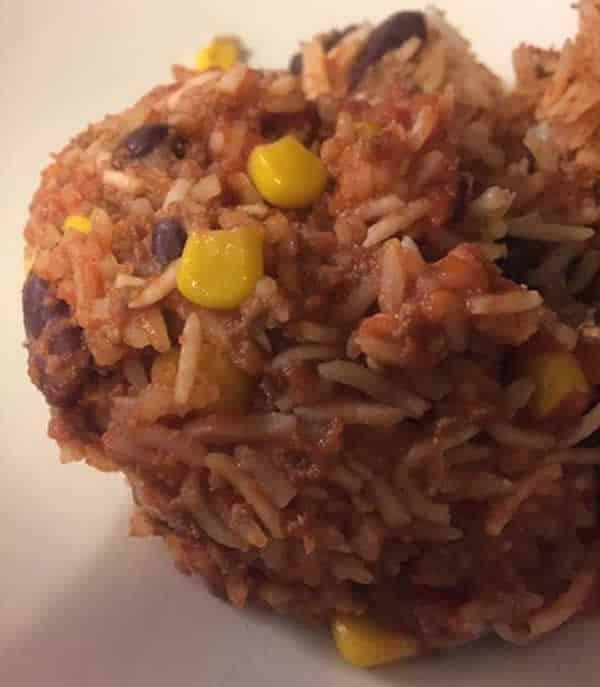 Chili con carne facile au Cookeo