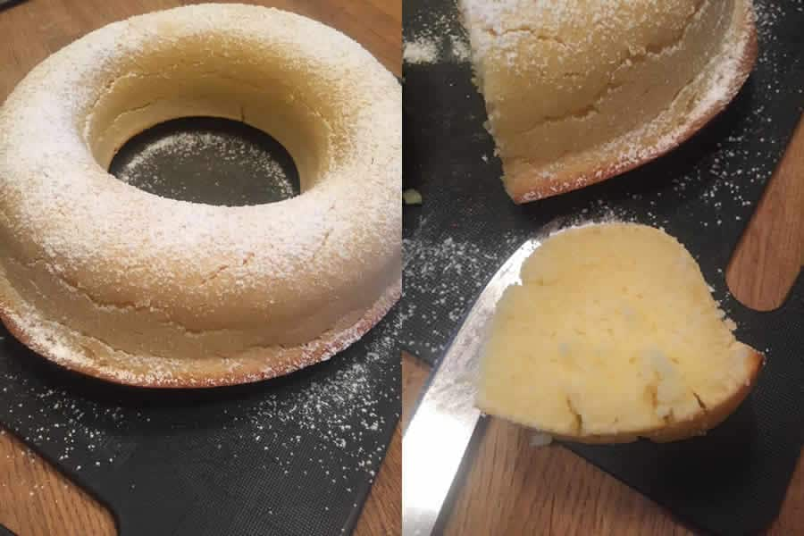 Gâteau au citron au Thermomix