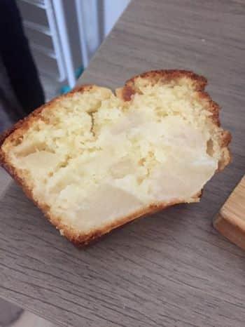 Cake poire mascarpone au Thermomix