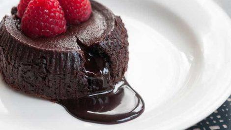 fondant au chocolat en ramequins