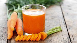Jus de carottes au thermomix