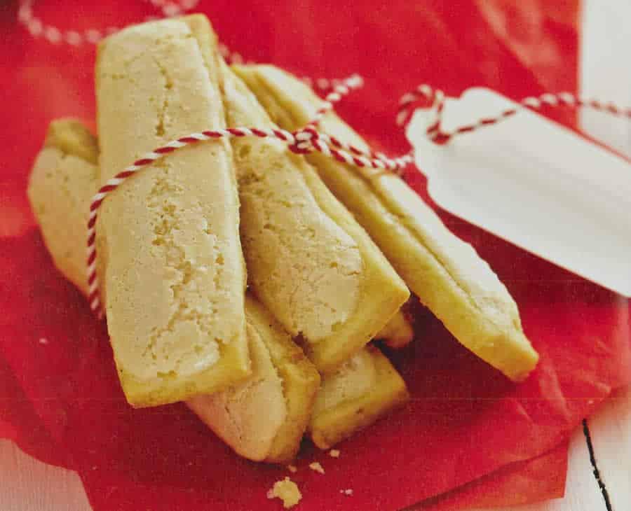 Cookies au citron avec thermomix