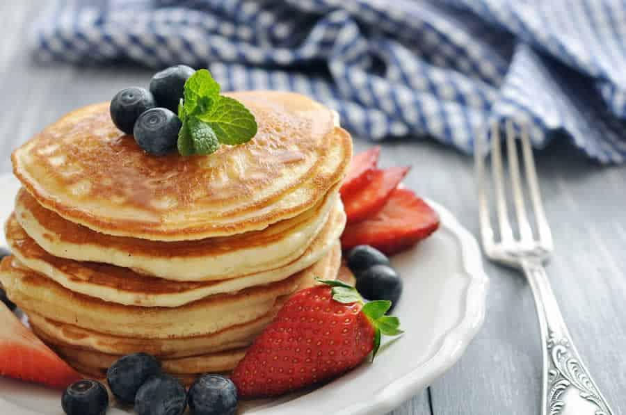 Healthy Pancake au thermomix