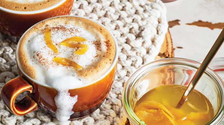 Cappuccino au Citron au Thermomix