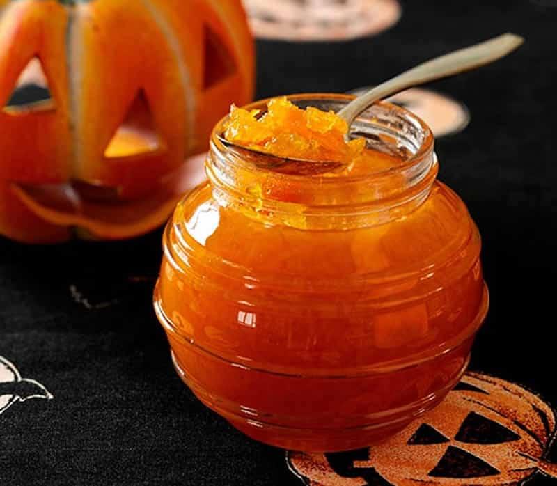 Marmelade de citrouille au thermomix