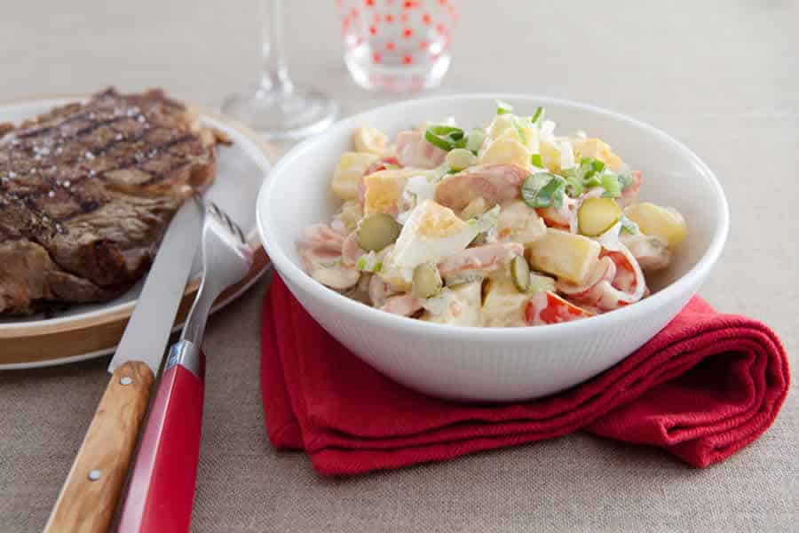 Salade piémontaise au cookeo