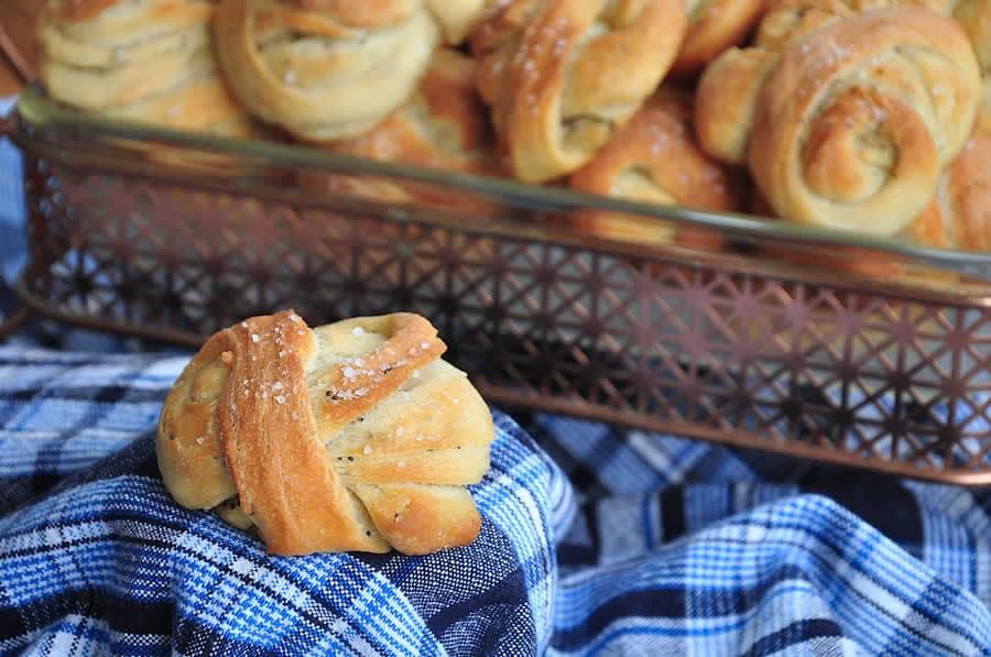 Petits pains semoule au thermomix