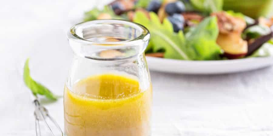 Sauce vinaigrette Weight Watchers au thermomix