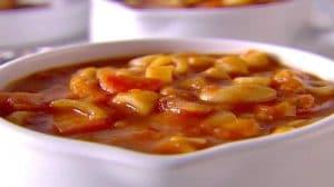 Soupe de pâtes au cookeo