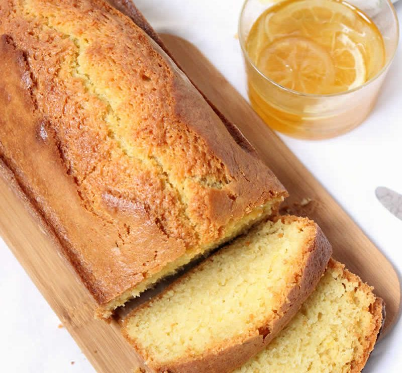 Gâteau fondant au yaourt et citron au thermomix