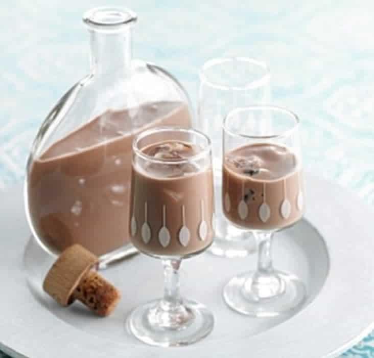 Liqueur de chocolat au thermomix