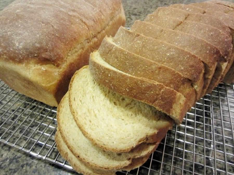 Recette facile du pain complet maison au thermomix