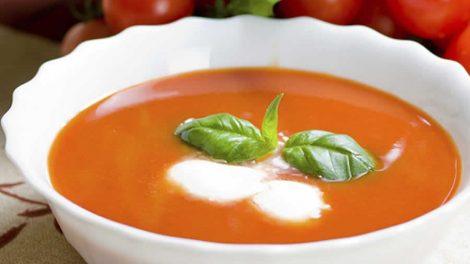 Velouté à la tomate au cookeo