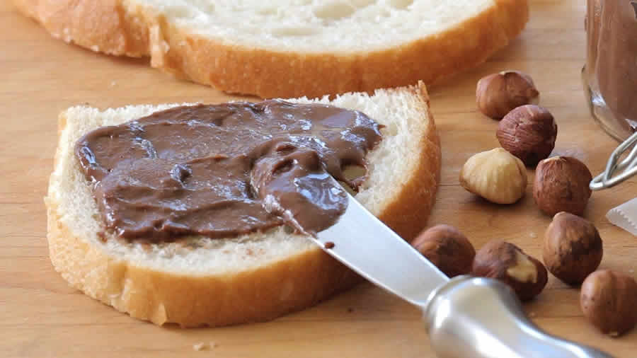 Pâte à tartiner chocolat noisette au thermomix