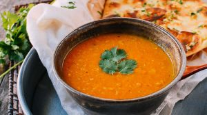 Soupe indienne au thermomix